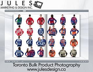 Toronto Bulk Product Shots