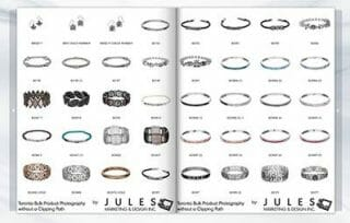 Toronto Bulk Product Photography for Jewelry