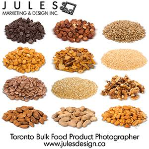 Toronto Food Service Product Photography following GS1 Canada ECCnet image standards