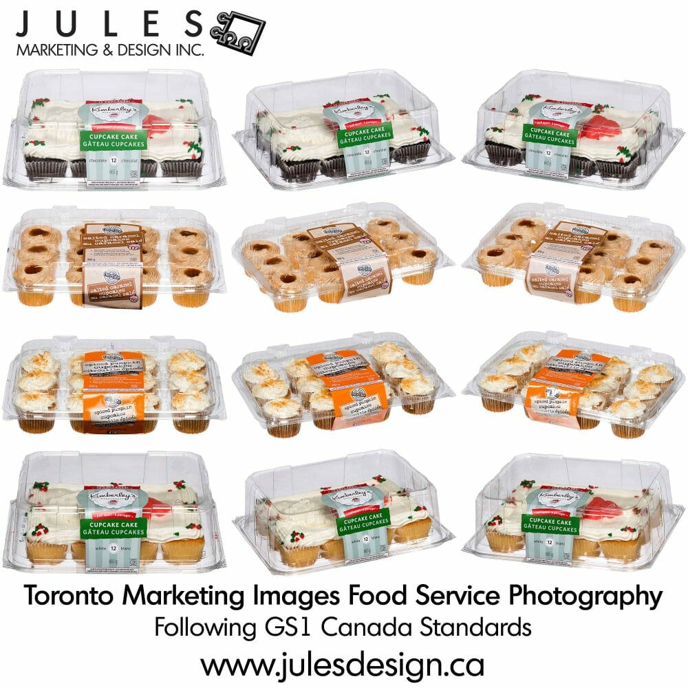GS1 Canada Food Service Photography