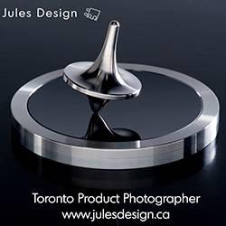 Toronto Promotional Item Product Photography
