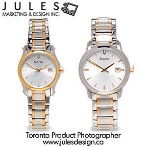 Toronto Jewellery and Watch Product Photography Studio
