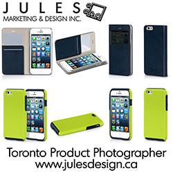 Cell Phone Accessory CPG and Consumer Good Toronto Product Photography