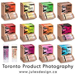 Toronto Commercial Product Photography Service