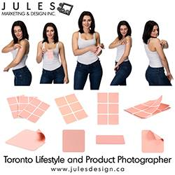Toronto Commercial Lifestyle Product Photographer