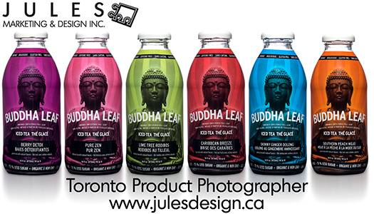 Consumer packaged goods Toronto Product Photographer