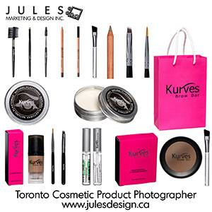 Toronto Cosmetic Product Photographer