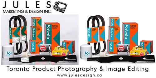 Photoshop Editor Toronto Mississauga Concord Product Photographer