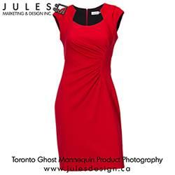 Toronto Ghost Mannequin Fashion Photographer Brampton Mississauga Markham