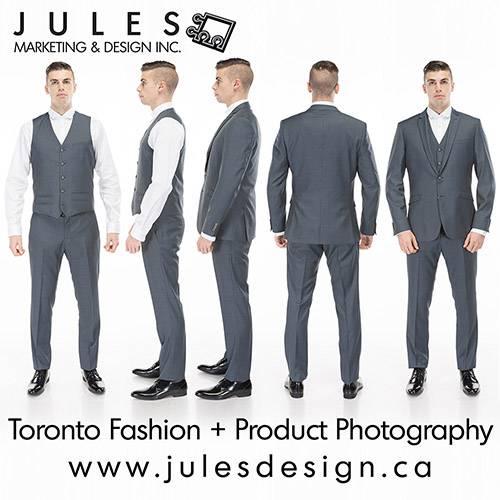 Colour Accurate Toronto Fashion Photographer