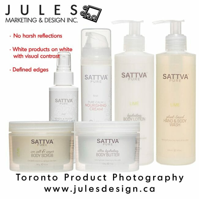 Toronto Body Lotion and Skin Cream Product Photographer