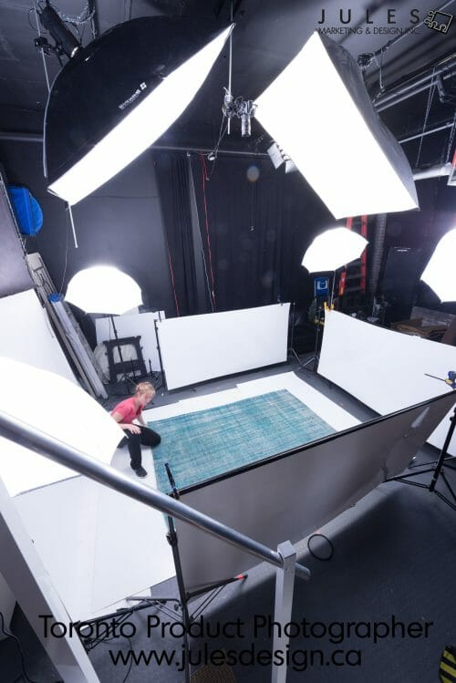 Toronto Product Photography Studio