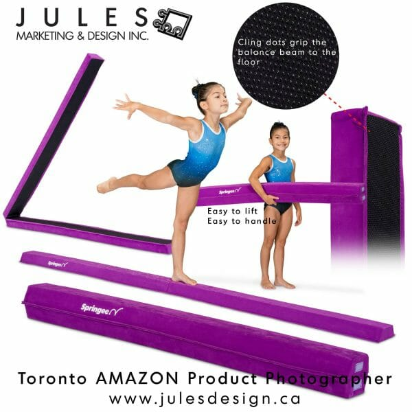 Toronto Amazon Product Photographer and Studio
