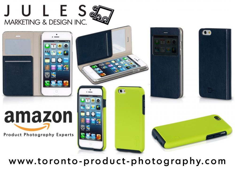 Toronto Amazon Product Photography Service