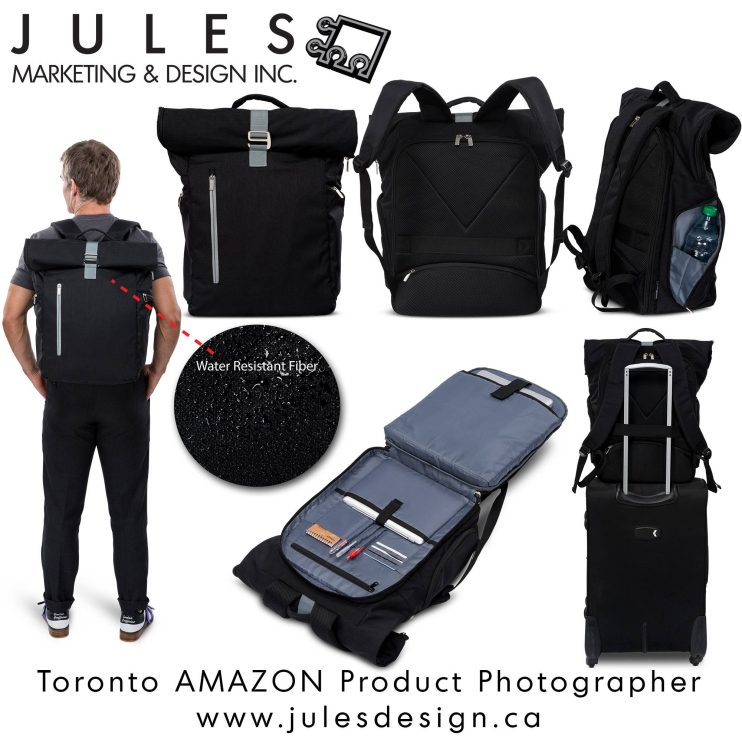 Mississauga Toronto Amazon Merchant product photography studio