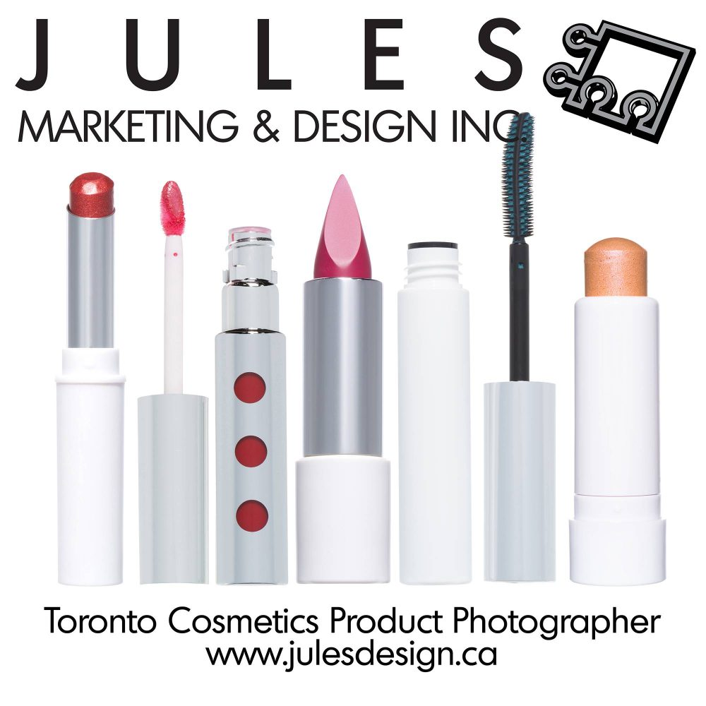 Toronto Cosmetics Product Photography Studio. Mississauga Cosmetics Photographer
