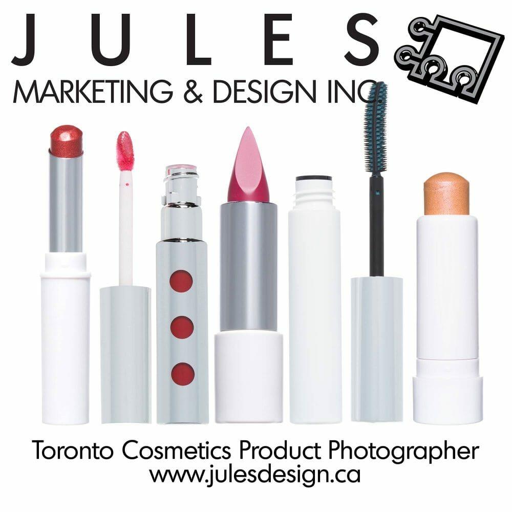 Toronto Cosmetics Product Photography Studio. Mississauga Cosmetics Photographer