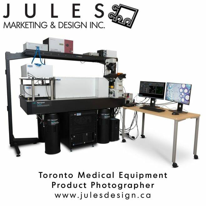 Toronto Medical Equipment Product Photographer