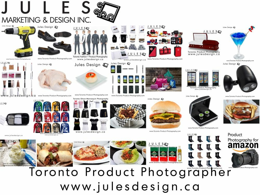 Toronto Commercial Photographer
