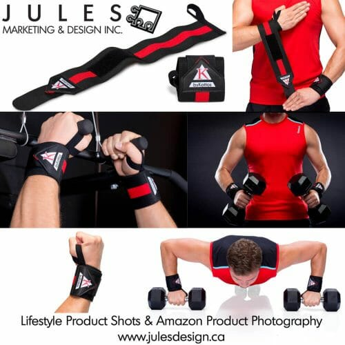 Amazon Lifestyle Photographer for sporting gear