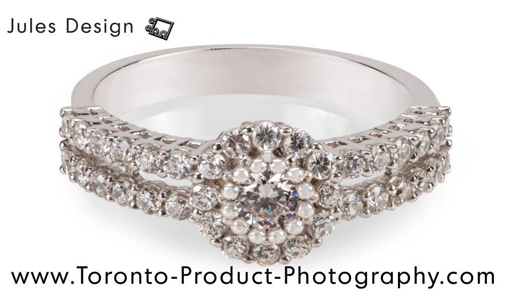 Ring Product Photography Toronto Jeweler Photographer