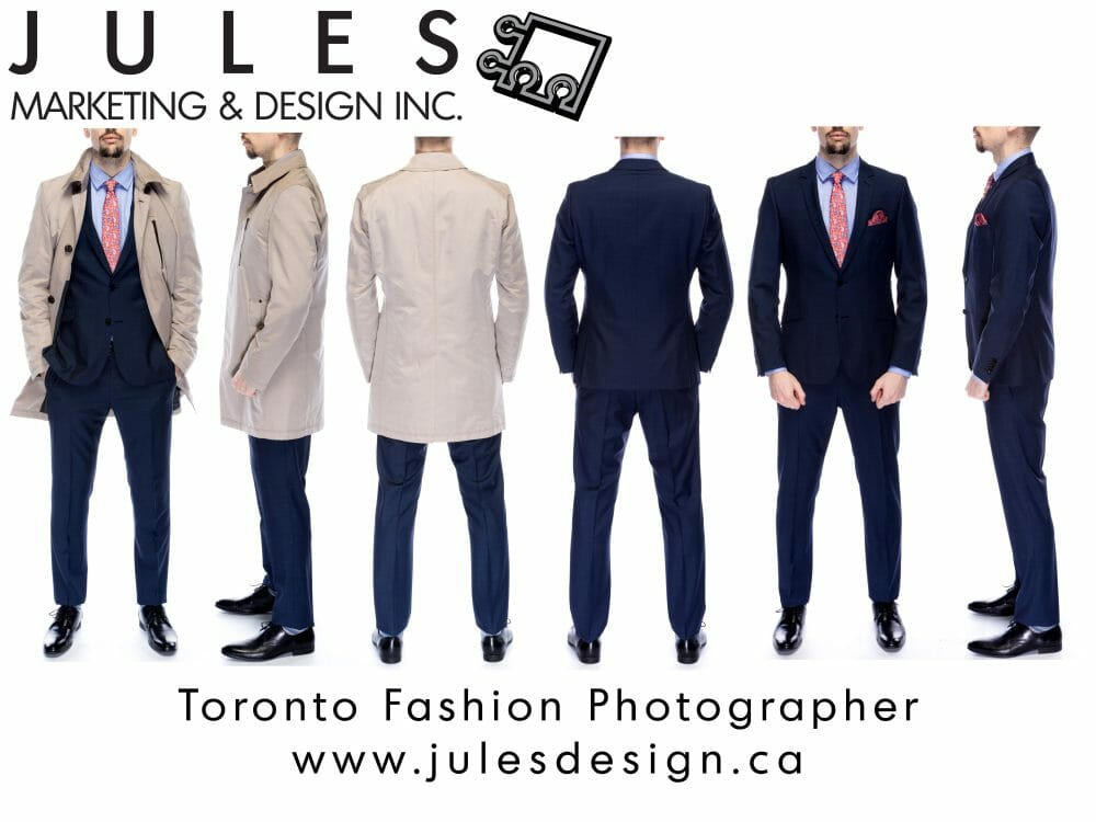 Toronto Clothing Photography Studio