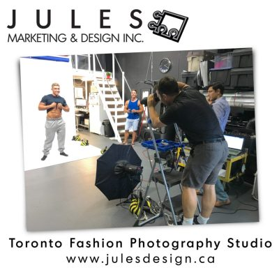 Fashion Photography Studio in Toronto with best rates