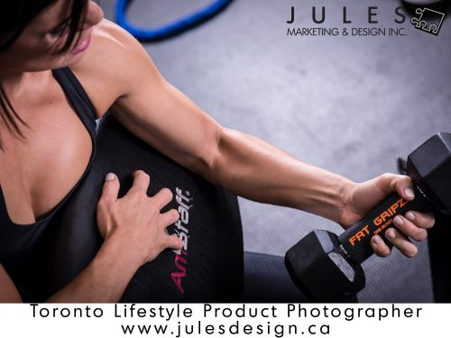 Toronto Lifestyle Product Photography