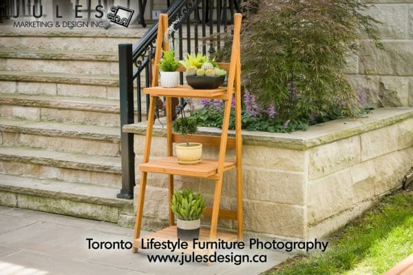 Toronto Rental Homes Sets for Lifestyle Furniture Photography