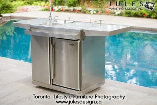 Toronto Outdoor Lifestyle Furniture Photographer
