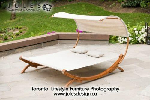 Toronto On-location Furniture Photography Service