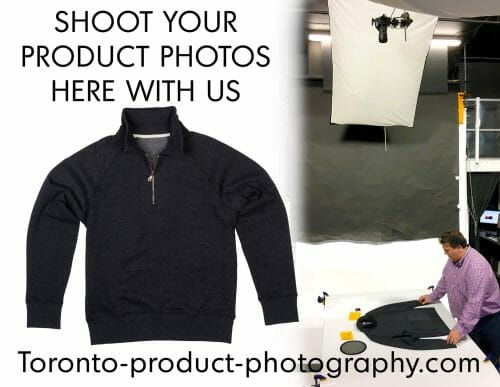How to photograph clothing to make more profits - Toronto Flat garment clothing Product Photographer