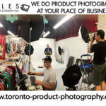 Toronto Oakville Markham Mississauga On-location Product Photography at your place of business