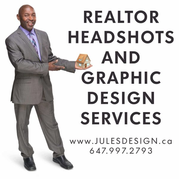 Realtor Headshots & Graphic Design Services