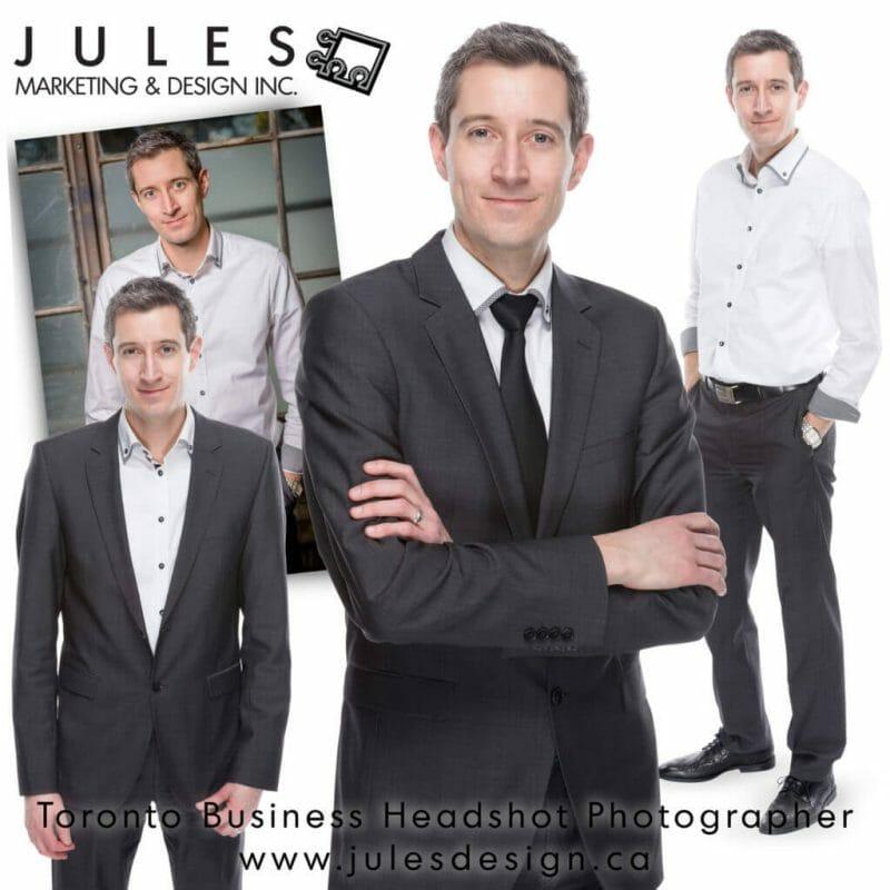 Toronto Professional Realtor Portraits and Executive Headshots