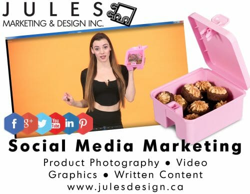 Toronto Social Media Company with expertise at Video Photo & Graphic Design