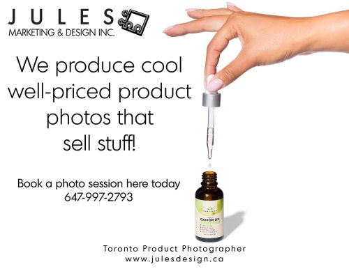 Toronto Lifestyle Cosmetics Product Photographer