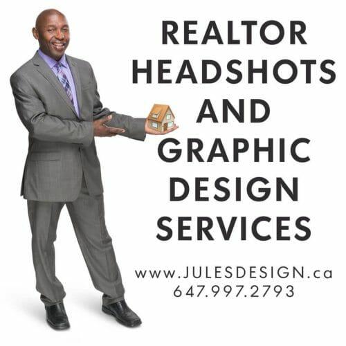 Realtor Headshots & Graphic Design Services