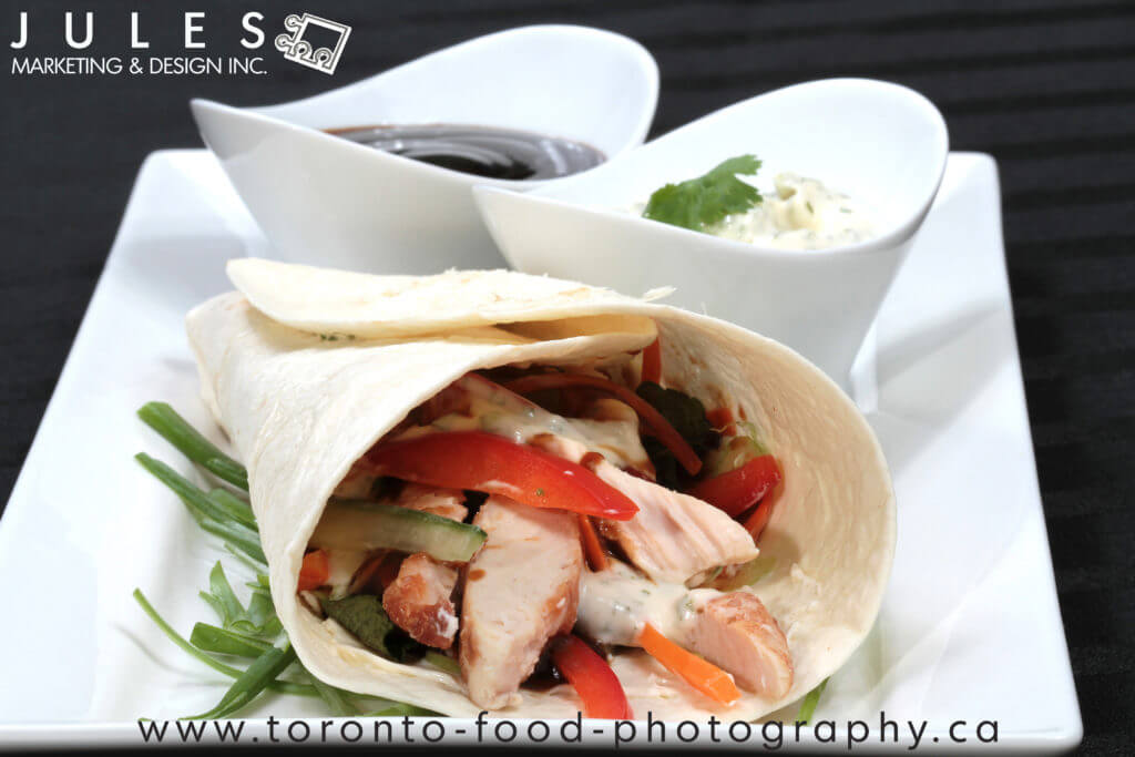 Menu Food Photographer Toronto GTA Markham Mississauga