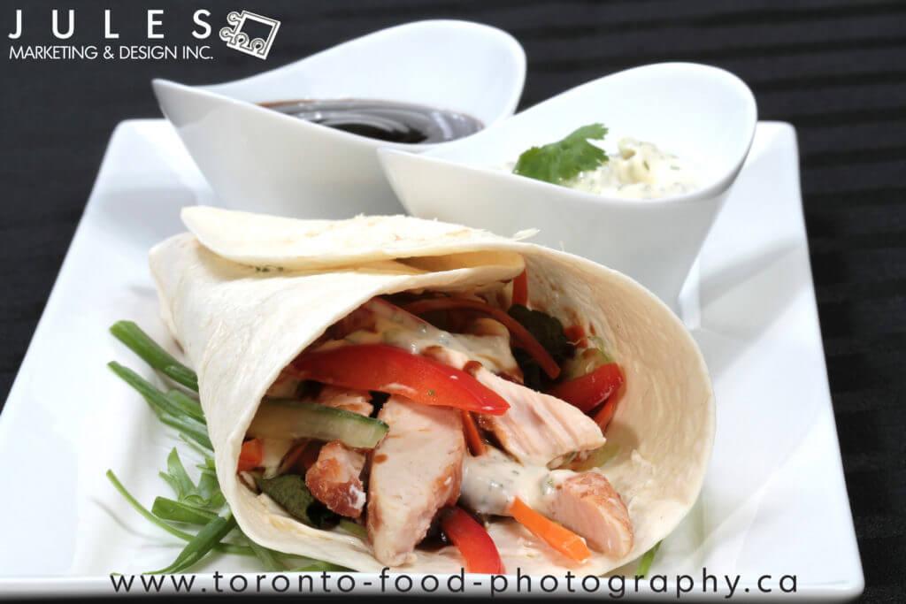 Menu Food Photographer Toronto GTA Markham Mississauga