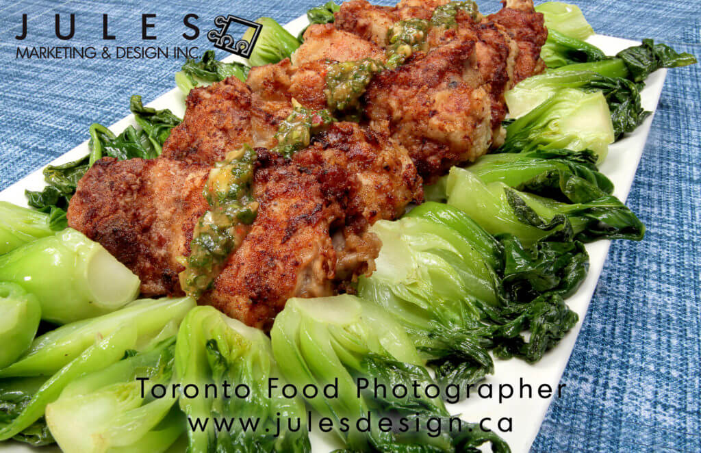 Toronto On-location Restaurant Food Photographer for Restaurants