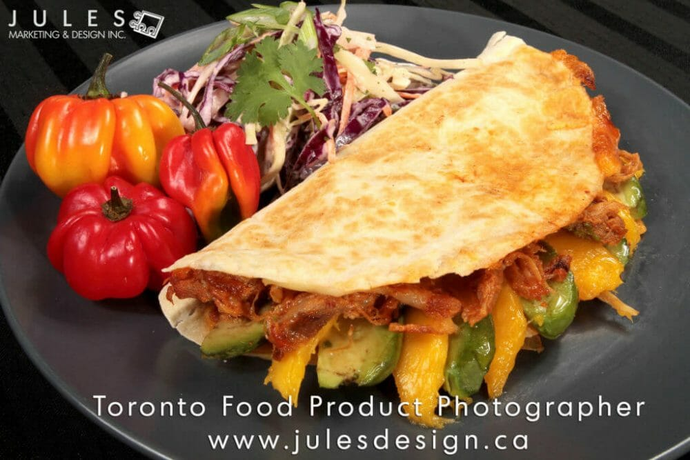 On-location Food Photography Toronto for Restaurants