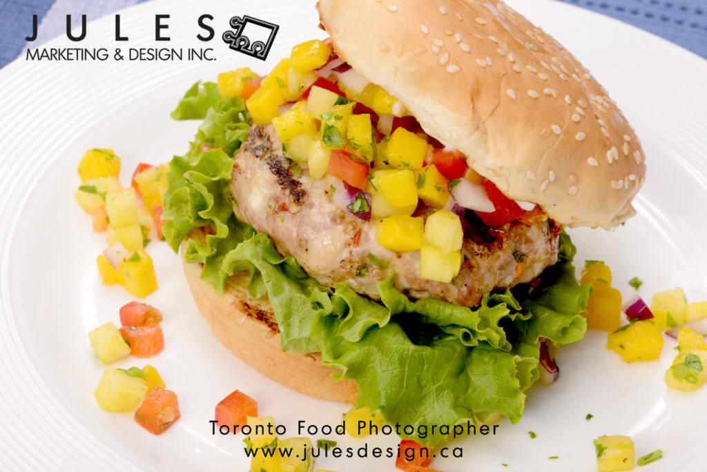Staged Food Photography Toronto Food Photographer