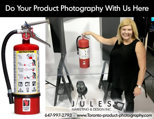 Participate in the photo shoot to make amazing marketing images.