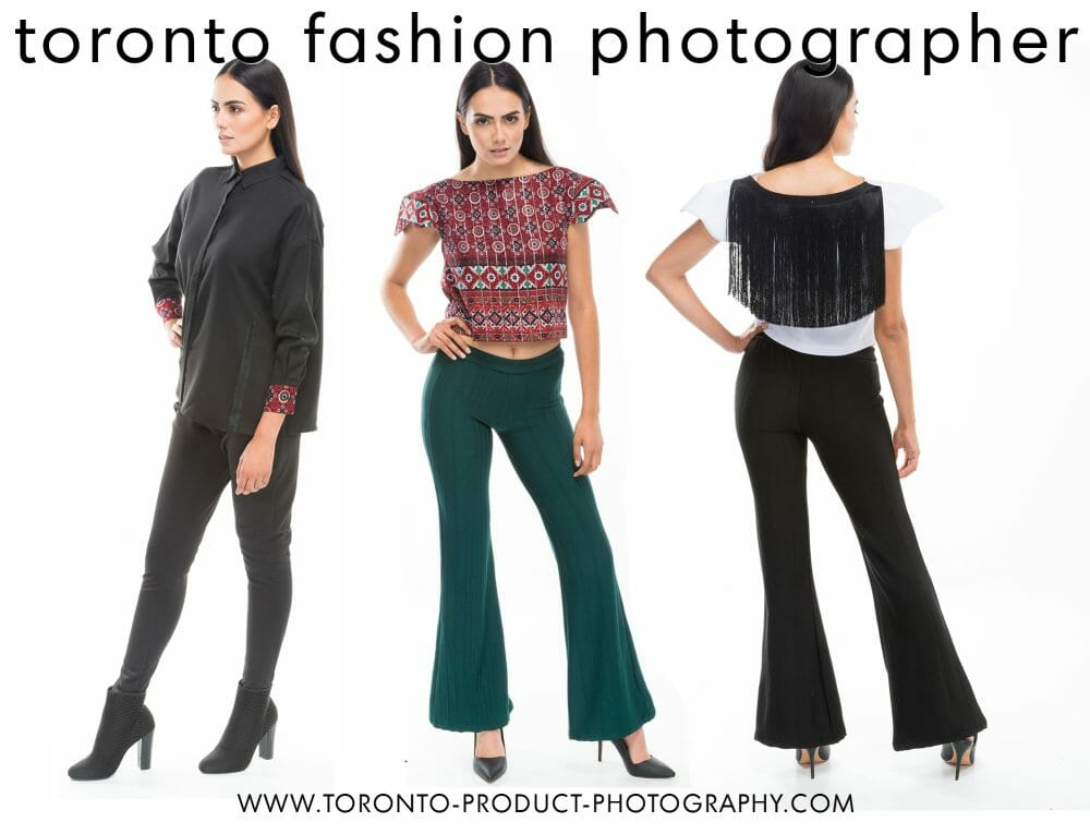 Toronto Fashion Photographer and Modeling Service