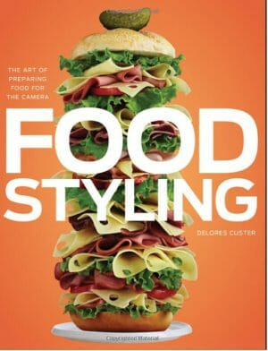 A good book on food photography and food stylist arts.