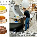 Toronto Food Photographer On-location