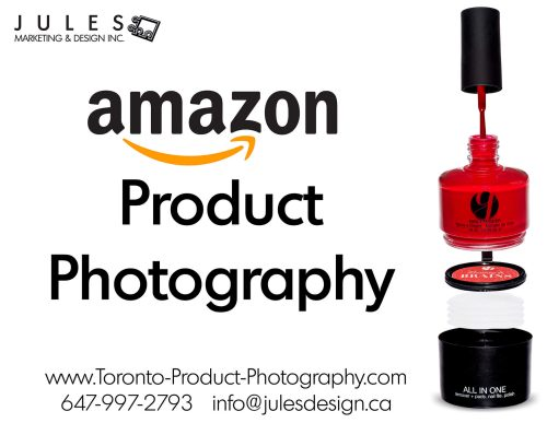 Toronto Markham Mississauga Amazon Product Photographer