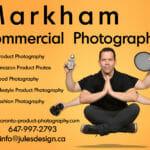 Markham Commercial Photographer