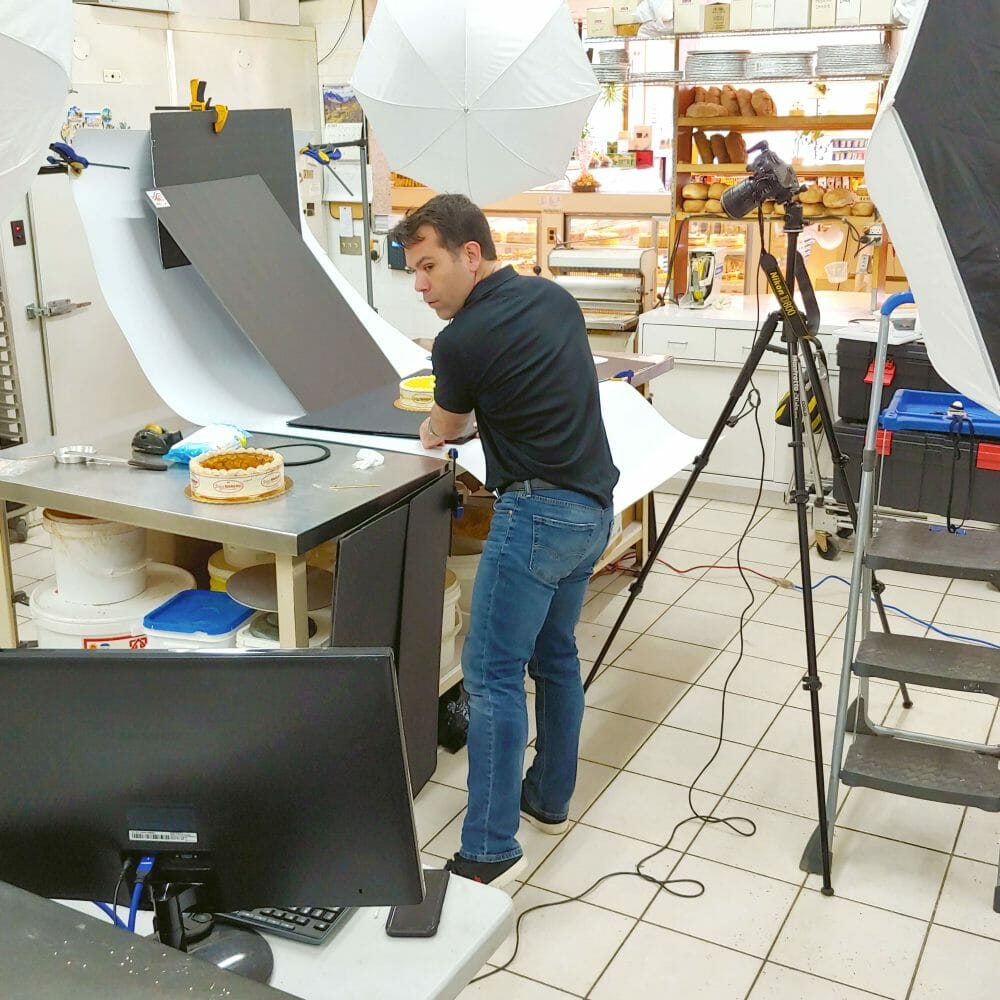 Toronto On-location Product Photographer